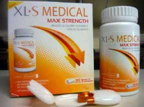 XLS Medical Extra Fort, Max Strength