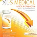 Compte-Rendu de XLS Medical Max Strength – réduit l'apport calorique des glucides, sucres et graisses