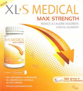Xls medical extra fort max strength - Xls medical coupe faim avis ...