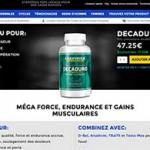 DecaDuro – gain de muscles, augmentation de la force et de l'endurance