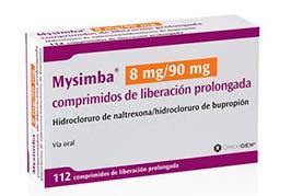 Mysimba est l'appellation officielle du médicament minceur américain Contrave.