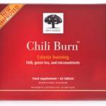 Compte-Rendu Chili Burn – Pilules amincissantes pimentées avec du thé vert et des micronutriments, nouvelle formule améliorée
