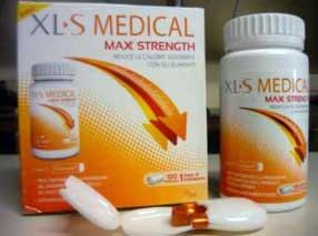 XLS Ingrédients Actifs