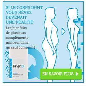 PhenQ France Belgique