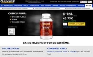 Acheter D-Bal France