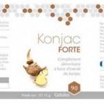 Konjac Forte – Coupe-Faim avec du Konjac