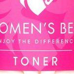 Ingrédients de Womens Best Toner