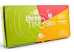 Three Time Slim en pharmacie