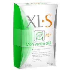 XLS 45 + Mon Ventre Plat