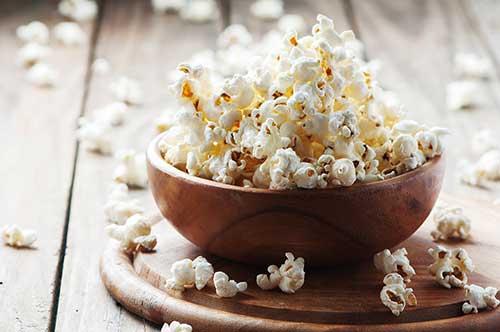 Le pop-corn peut vous aider à perdre du poids