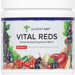 Vital Reds par Gundry MD Eléments Positifs et Negatifs