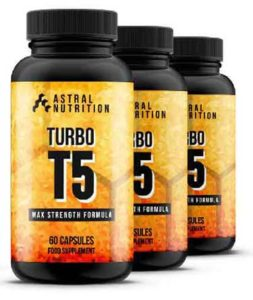 Avis sur Turbo T5 d'Astral Nutrition