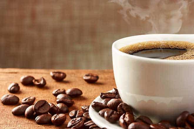 Caféine comme ingrédient